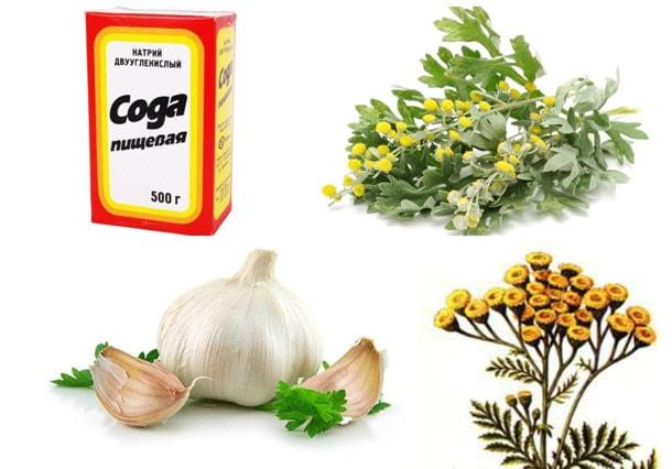 подручные ингредиенты