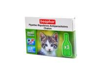 ТОП-3 способов вывести блох у котенка